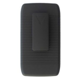 Motorola Electrify 2 Holster Shield Combo - Black