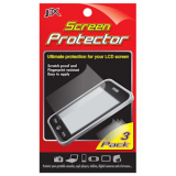 Motorola Droid Bionic J3X Screen Protector - 3 Pack