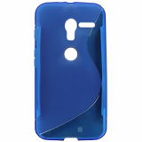 Motorola Moto X TPU Shield - Blue