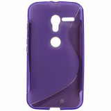 Motorola Moto X TPU Shield - Purple