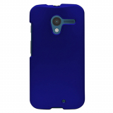 Motorola Moto X Snap On Shield - Blue