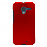 Motorola Moto X Snap On Shield - Red