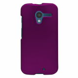 Motorola Moto X Snap On Shield - Purple