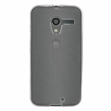 Motorola Moto X TPU Shield - Clear