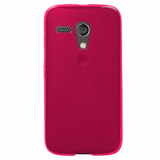 Motorola Moto G TPU Shield - Hot Pink
