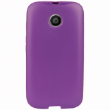 Motorola Moto E TPU Shield - Purple