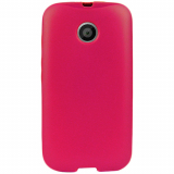 Motorola Moto E TPU Shield - Hot Pink