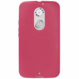 Motorola Moto X (2nd Gen) TPU Shield - Hot Pink