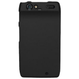 Motorola Droid Razr Snap On Shield - Black