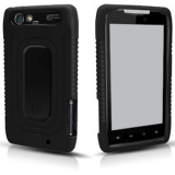 Motorola Droid Razr Duo Shield - Black/Black