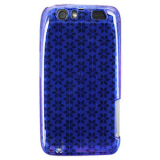 Motorola Atrix HD TPU Shield - Blue