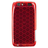 Motorola Atrix HD TPU Shield - Red