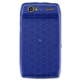 Motorola Electrify 2/Yangtzee TPU Shield - Blue