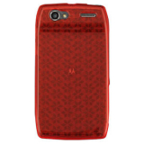 Motorola Electrify 2/Yangtzee TPU Shield - Red