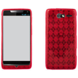 Motorola Electrify M/Razr M TPU Shield - Hot Pink
