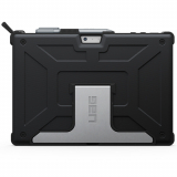 Microsoft Surface Pro 4 Urban Armor Gear Composite Case (UAG) - Black/Black