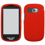 Pantech Breakout Silicone Shield - Red