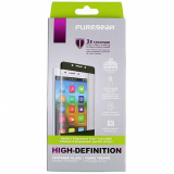 LG K8 2018 PureGear Screen Protector with Installation Tray - HD Clarity Tempered Glass