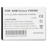 Samsung Galaxy Y/S5360 Standard Replacement Battery