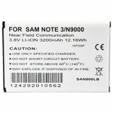 Samsung Galaxy Note 3 3200mAh Standard Replacement Battery