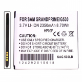 Samsung Galaxy Grand Prime Standard Replacement Battery - 2350mAh