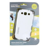 Samsung Galaxy S III Pure Gear DualTek Case - White/Gray