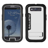 Samsung Galaxy S III Ballistic Every1 Series Case - Black/White