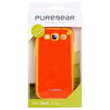 Samsung Galaxy S III Pure Gear Slim Shell Case - Mandarin Orange