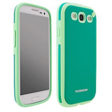Samsung Galaxy S III Pure Gear Slim Shell Case - Pistachio Mint