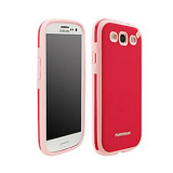 Samsung Galaxy S III Pure Gear Slim Shell Case - Strawberry Rhubarb