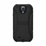 Samsung Galaxy S4 Trident Aegis Series Case - Black