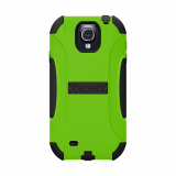 Samsung Galaxy S4 Trident Aegis Series Case - Lime Green/Black