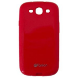 Samsung Galaxy S III Onion ClingSuit Case - Red