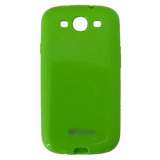 Samsung Galaxy S III Onion ClingSuit Case - Lime Green
