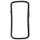 Samsung Galaxy S III Onion Bumper Case - White/Black