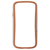 Samsung Galaxy S III Onion Bumper Case - White/Peach
