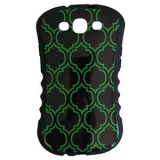 Samsung Galaxy S III Onion Thin Waist Case - Neon Green Ray