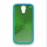 Samsung Galaxy S4 Pure Gear Retro Gamer Case - Groovy