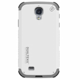 Samsung Galaxy S4 Pure Gear DualTek Case - White/Gray