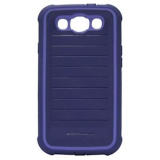 Samsung Galaxy S III Shocksuit Body Glove Case - Plum/Lavander