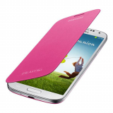 Samsung Galaxy S4 OEM Flip Cover - Pink