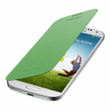 Samsung Galaxy S4 OEM Flip Cover - Green