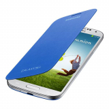 Samsung Galaxy S4 OEM Flip Cover - Blue