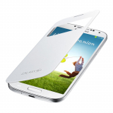 Samsung Galaxy S4 OEM S View Flip Cover - White