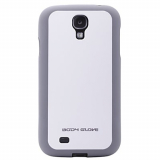 Samsung Galaxy S4 Merge Body Glove Case - White/Charcoal