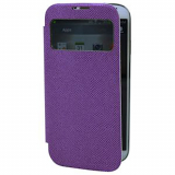 Samsung Galaxy S4 Onion Vue Finder Case - Purple
