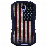 Samsung Galaxy S4 Onion Thin Waist Case - American Flag