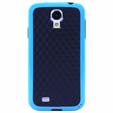 Samsung Galaxy S4 Onion Cubic Case - Black/Blue