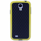 Samsung Galaxy S4 Onion Cubic Case - Black/Yellow