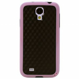 Samsung Galaxy S4 Onion Cubic Case - Black/Pink